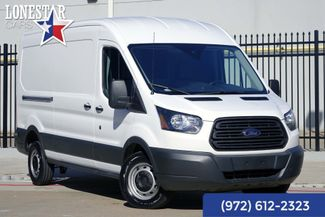 2016 Ford T250 Medium Roof Van Cargo Warranty Clean Carfax One Owner in Plano Texas, 75093
