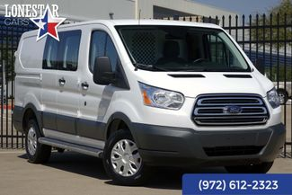 2016 Ford T250 Cargo Van Warranty One Owner Clean Carfax in Plano Texas, 75093