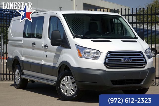 2016 Ford T250 Cargo Van Warranty One Owner Clean Carfax