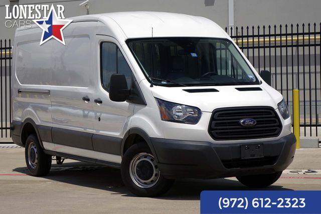 2016 Ford T250 Medium Roof Cargo Van Warranty
