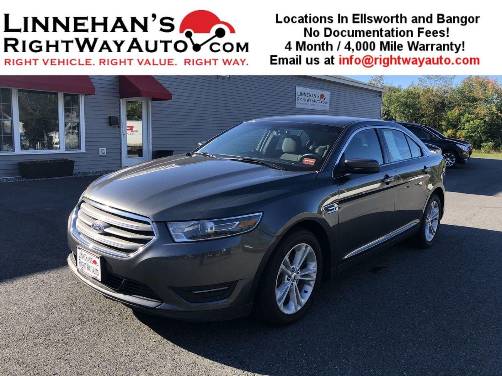 2016 Ford Taurus SEL in Bangor, ME ...