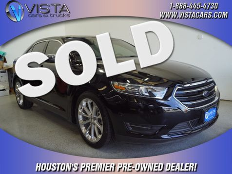 2016 Ford Taurus Limited in Houston, Texas