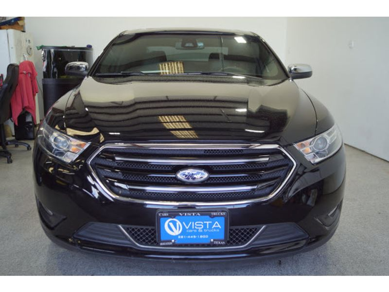 2016 Ford Taurus Limited  city Texas  Vista Cars and Trucks  in Houston, Texas
