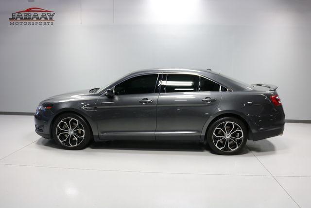 2016 Ford Taurus SHO Merrillville, Indiana 36