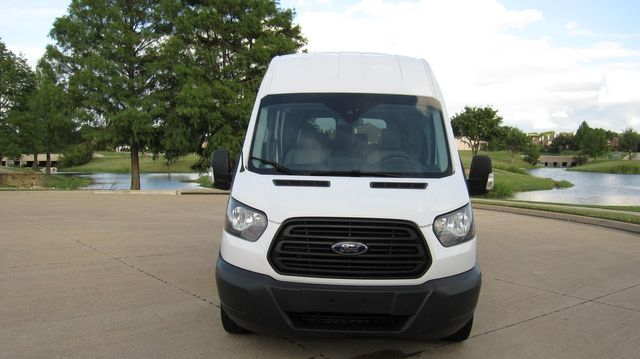 "2016 Ford Transit 350 15 Passenger  148"" High Roof Extended Wagon Irving, Texas 2"