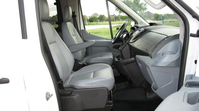 "2016 Ford Transit 350 15 Passenger  148"" High Roof Extended Wagon Irving, Texas 31"
