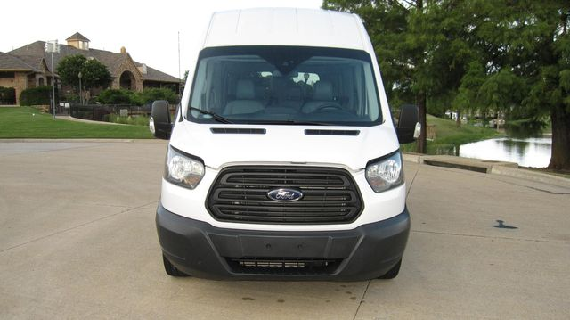 "2016 Ford Transit 350 15 Passenger  148"" High Roof Extended Wagon Irving, Texas 80"