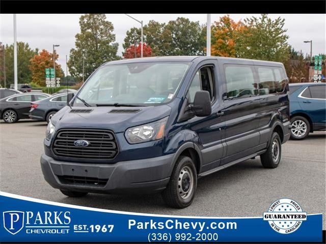 2016 Ford Transit-350 XL