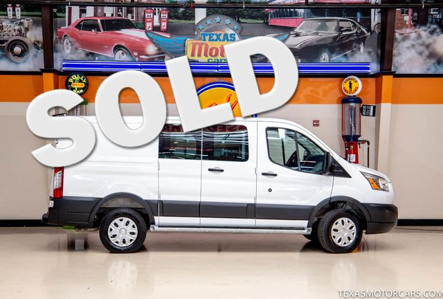 2016 Ford Transit Cargo Van Commercial