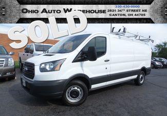 2016 Ford Transit Cargo Van T350 EcoBoost Utility Cargo Box We Finance | Canton, Ohio | Ohio Auto Warehouse LLC in  Ohio