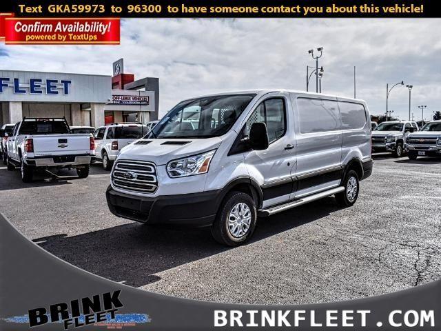 2016 Ford Transit Cargo Van T-250 130 Low Rf 9000 GVWR Swing-Out RH Dr   Lubbock, TX   Brink Fleet in Lubbock TX
