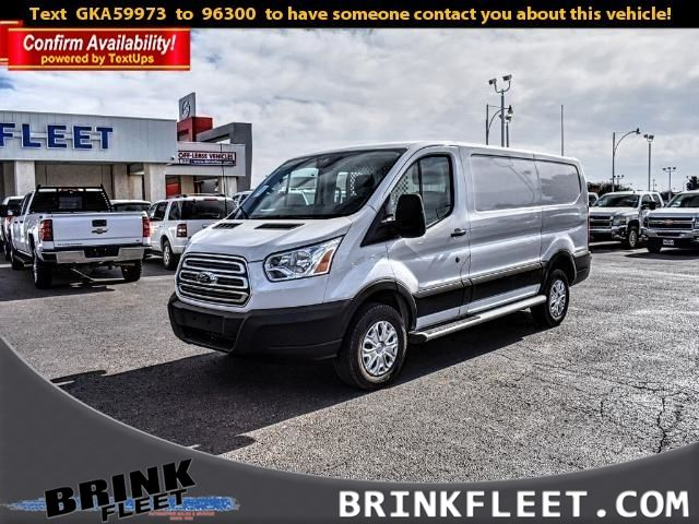 2016 Ford Transit Cargo Van T-250 130 Low Rf 9000 GVWR Swing-Out RH Dr | Lubbock, TX | Brink Fleet in Lubbock TX