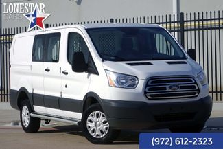 2016 Ford Transit Cargo Van T250 Clean Carfax One Owner Warranty in Plano Texas, 75093