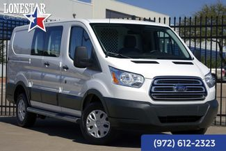 2016 Ford Transit T250 Cargo Van One Owner Clean Carfax Warranty in Plano Texas, 75093
