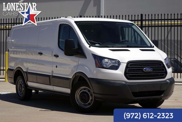 2016 Ford Transit T150 Cargo Van Shelves and Bins