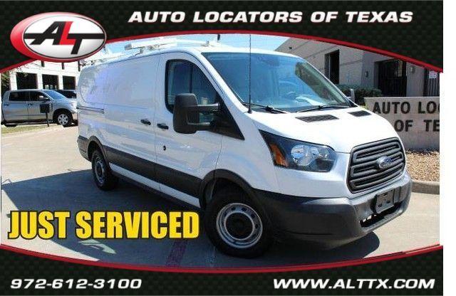 2016 Ford Transit Cargo Van Cargo in Plano, TX 75093