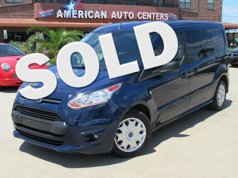 2016 Ford Transit Connect XLT   Houston, TX   American Auto Centers in Houston TX