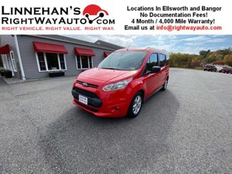 2016 Ford Transit Connect Wagon XLT in Bangor, ME 04401