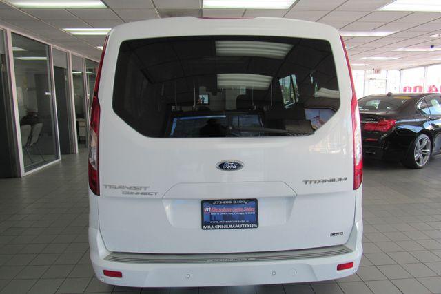 2016 Ford Transit Connect Wagon Titanium W/ BACK UP CAM Chicago, Illinois 4
