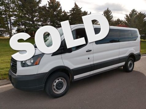 2016 Ford Transit 350 Wagon Low Roof XLT w/Sliding Pass. 148-in. WB in Great Falls, MT