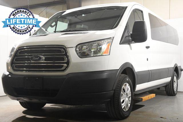 2016 Ford Transit Wagon XLT w/Nav-15 Passenger