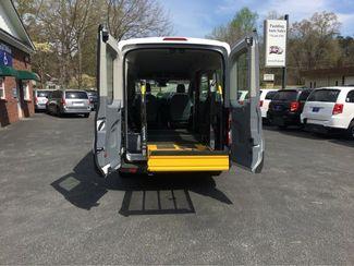 2016 Ford Transit Wagon handicap wheelchair accessible rear entry van Dallas, Georgia 3