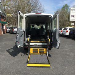 2016 Ford Transit Wagon handicap wheelchair accessible rear entry van Dallas, Georgia 4
