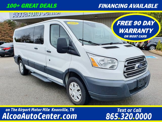 2016 Ford Transit Wagon XLT 350 15-Passenger in Louisville, TN 37777