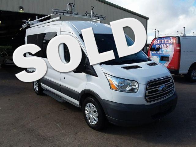 2016 Ford Transit Wagon XLT Madison, NC 0