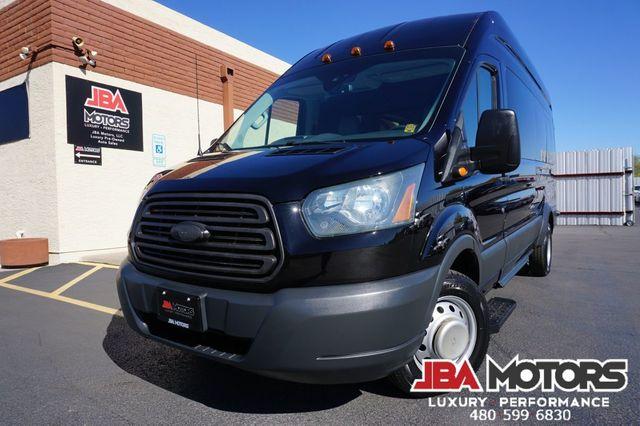 2016 Ford Transit Wagon XL 350 T350 Limo Party Bus J Seat Passenger Van