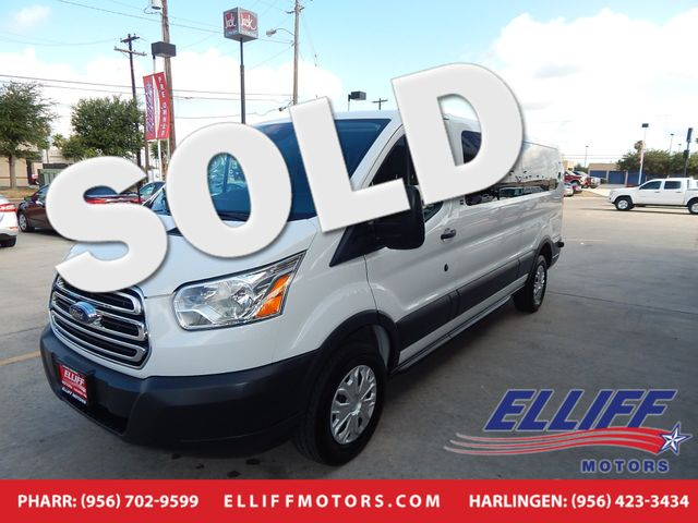 2016 Ford Transit Wagon 350 XLT 12 PASS