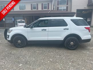 2016 Ford Utility Police Interceptor Hoosick Falls, New York