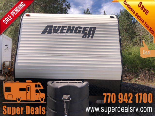 2017 Forest River Avenger 27DBS in Temple, GA 30179