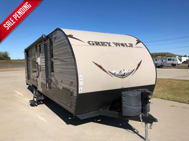 2016 Forest River Cherokee Grey Wolf 26RR in Mandan, North Dakota 58554