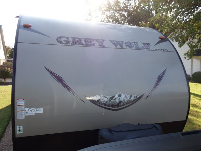 2016 Forest River Grey Wolf 26RL in Marion, AR 72364