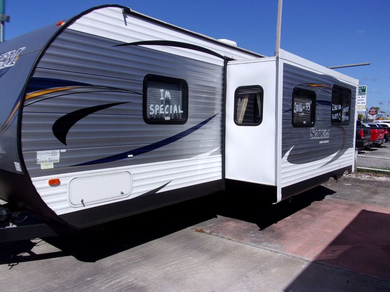 2016 Forest River Salem Bunkhouse  city FL  Manatee RV  in Palmetto, FL
