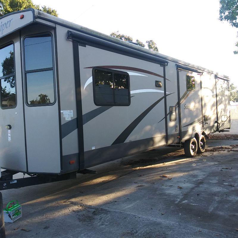 2016 Forest River Sandpiper 385   city FL  Manatee RV  in Palmetto, FL
