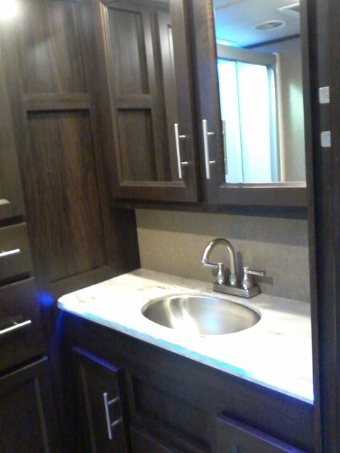 2016 Forest River XLR Thunderbolt 355 AMP 5th Wheel Boerne, Texas 41