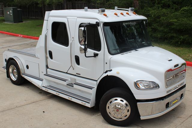 2016 Freightliner M2 106 SPORTCHASSIS CONROE, TX 24