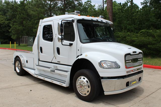 2016 Freightliner M2 106 SPORTCHASSIS CONROE, TX 2