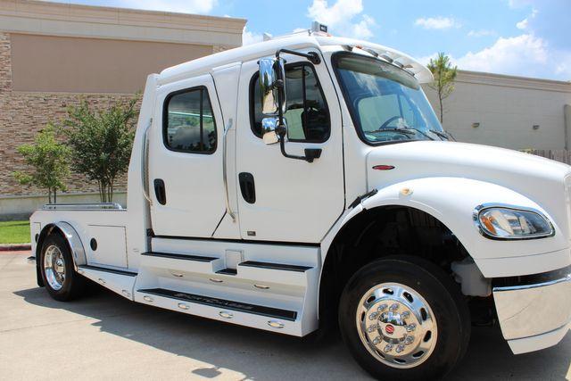 2016 Freightliner M2 106 SportChassis RHA Luxury Ranch Hauler CONROE, TX 1