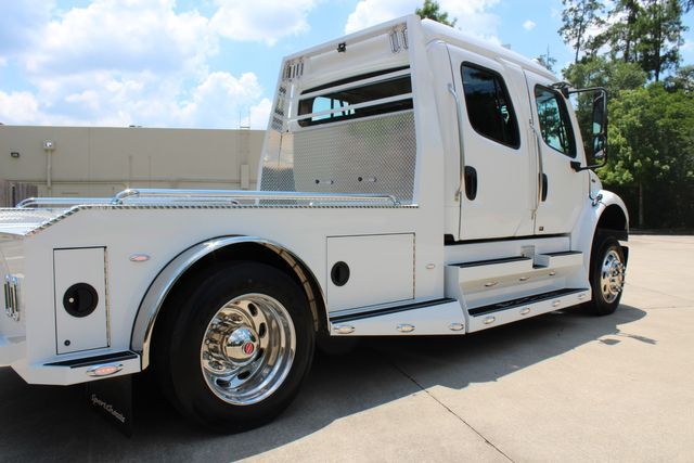 2016 Freightliner M2 106 SportChassis RHA Luxury Ranch Hauler CONROE, TX 15