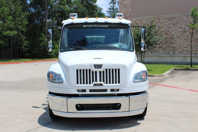 2016 Freightliner M2 106 SportChassis RHA Luxury Ranch Hauler CONROE, TX 3