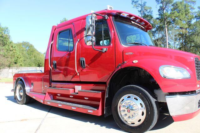2016 Freightliner M2 106 SPORTCHASSIS RHA Luxury Ranch Hauler w/ Warranty CONROE, TX 2
