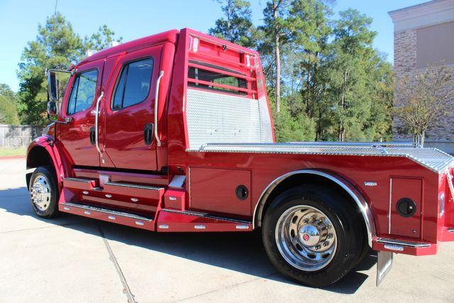 2016 Freightliner M2 106 SPORTCHASSIS RHA Luxury Ranch Hauler w/ Warranty CONROE, TX 13