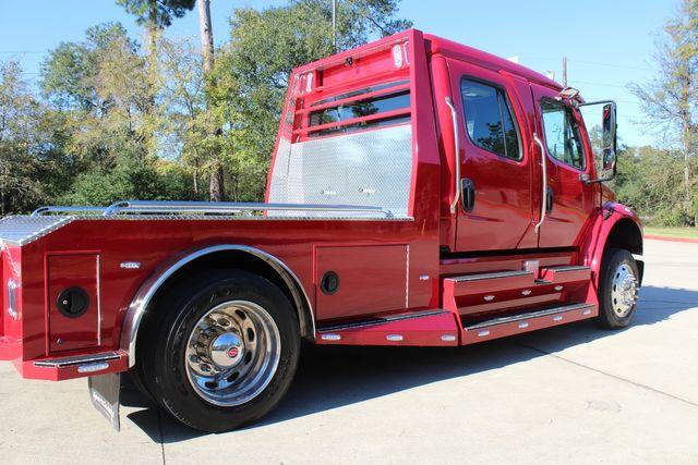 2016 Freightliner M2 106 SPORTCHASSIS RHA Luxury Ranch Hauler w/ Warranty CONROE, TX 21