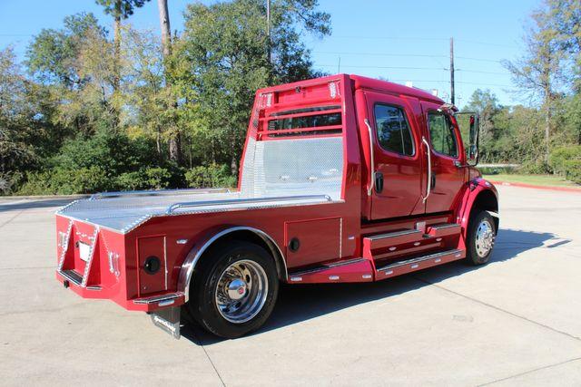2016 Freightliner M2 106 SPORTCHASSIS RHA Luxury Ranch Hauler w/ Warranty CONROE, TX 24