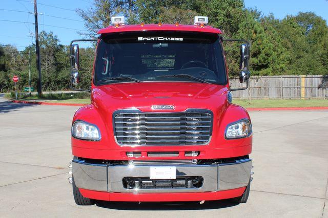 2016 Freightliner M2 106 SPORTCHASSIS RHA Luxury Ranch Hauler w/ Warranty CONROE, TX 4