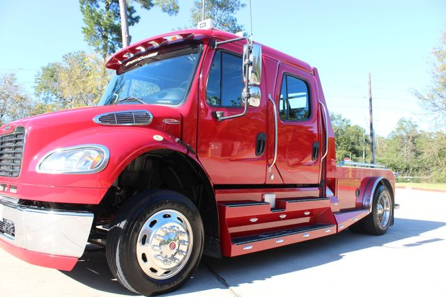 2016 Freightliner M2 106 SPORTCHASSIS RHA Luxury Ranch Hauler w/ Warranty CONROE, TX 6