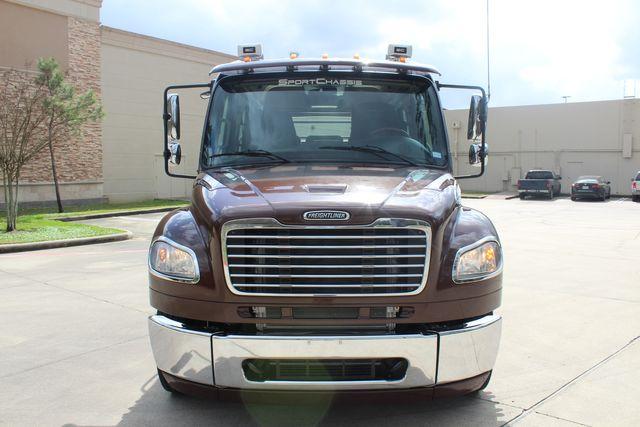 2016 Freightliner M2 106 SPORT SPORTCHASSIS RHA LUXURY DIESEL RANCH HAULER in Conroe, TX 77384